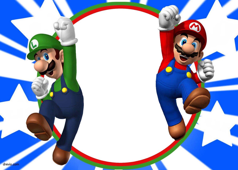 FREE-Printable-Mario-and-Luigi-Twin-Invitation-Template